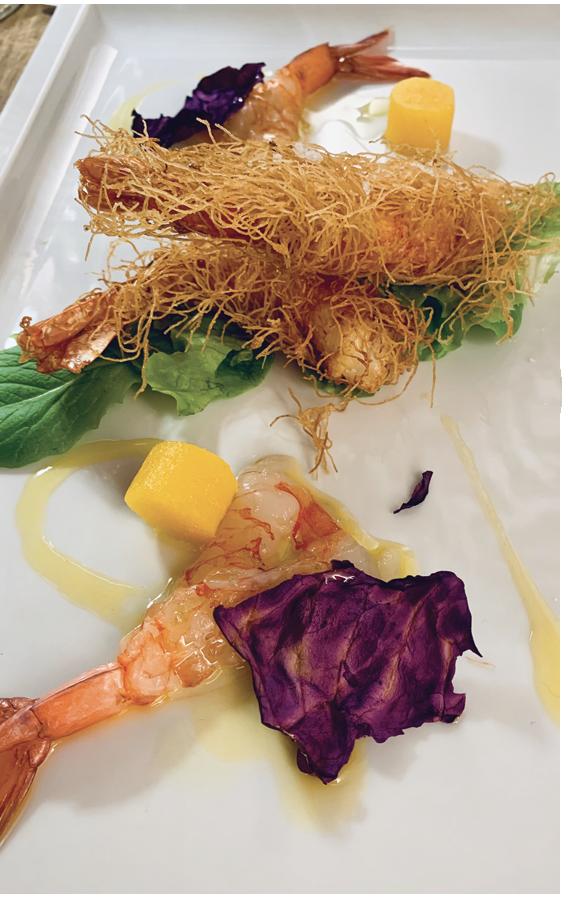 foto piatto pesce reserve