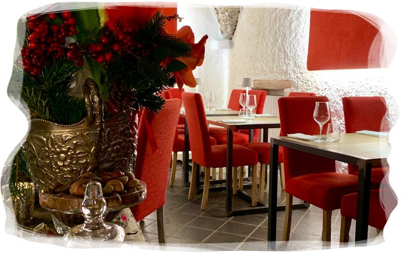 ristorante la reserve interno